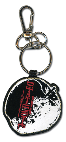 Death Note Apple Leather Keychain, an officially licensed Death Note product at B.A. Toys.