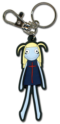 Death Note Misa's Charm Pvc Keychain, an officially licensed product in our Death Note Key Chains department.