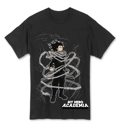 My Hero Academia - Aizawa T-Shirt S, an officially licensed product in our My Hero Academia T-Shirts department.