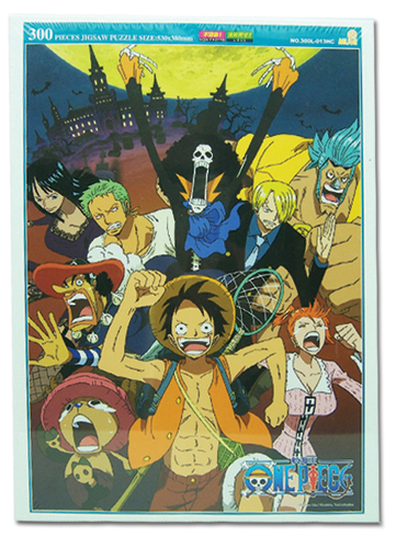 One Piece 300Pc Group Puzzle, an officially licensed product in our One Piece Puzzles department.