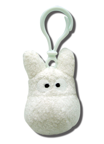 Totoro Backpack Clip - White, an officially licensed product in our Totoro Bags department.