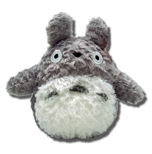 Fluffy Big Totoro Grey 6