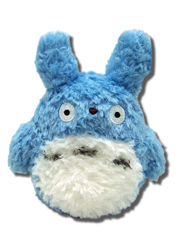 Fluffy Med. Totoro-blue 5.5