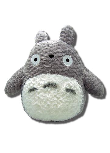 Fluffy Big Totoro - Grey 9