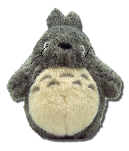 Big Totoro Classic - Grey 7, an officially licensed Big Totoro product at B.A. Toys.