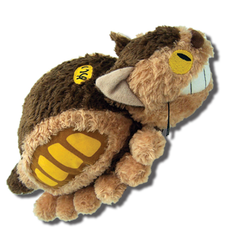 Fluffy Cat Bus, an officially licensed Fluffy Plush