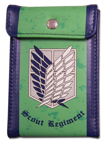 Attack On Titan - Scout Regiment Mirror, an officially licensed Attack On Titan product at B.A. Toys.