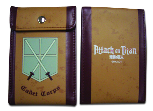 Attack On Titan Cadet Corps Mirror, an officially licensed Attack on Titan Accessory