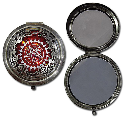 Black Butler - Pentacle Mirror, an officially licensed product in our Black Butler Costumes & Accessories department.