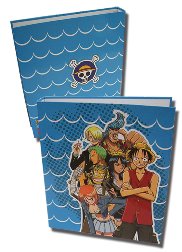 One Piece W7 Group Binder, an officially licensed product in our One Piece Binders & Folders department.