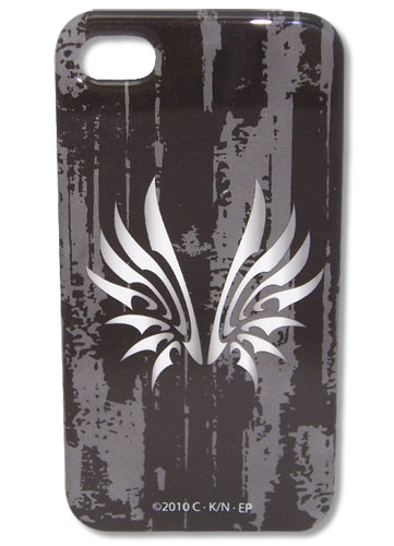 Tsubasa Wing Icon Iphone 4 Case, an officially licensed Tsubasa Cell Phone Accessory
