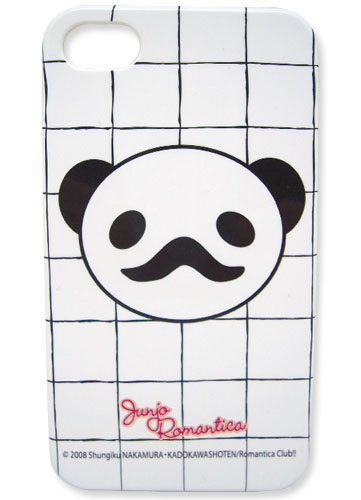 Junjo Romantica: Panda Iphone 4 Case, an officially licensed product in our Junjo Romantica Costumes & Accessories department.