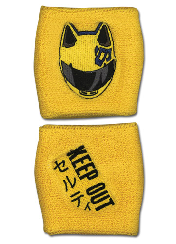 Durarara!! Celty Wristband officially licensed product at B.A. Toys.
