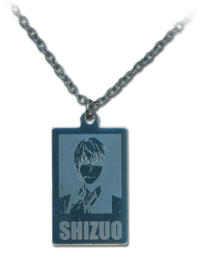 Durarara!! Shizuo Necklace, an officially licensed product in our Durarara!! Jewelry department.