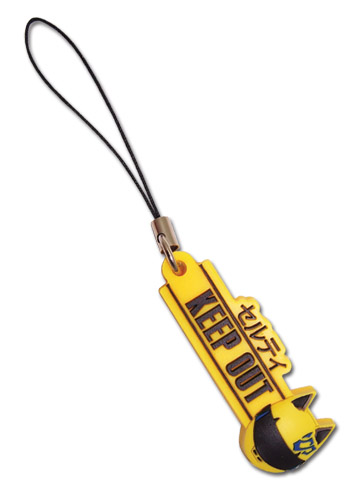 Durarara!! Celty Pvc Cellphone Strap, an officially licensed Durarara Cell Phone Accessory