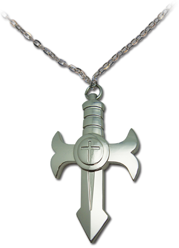 Fairy Tail Gray Necklace, an officially licensed product in our Fairy Tail Jewelry department.