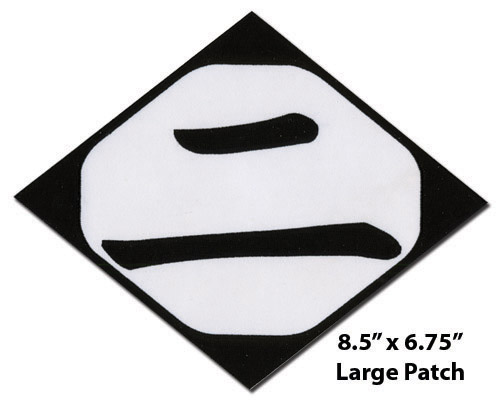 Bleach Group 2 Large Patch, an officially licensed Bleach product at B.A. Toys.