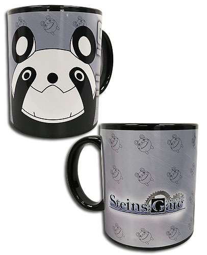 Stein;S Gate - Upa Mug, an officially licensed product in our Stein;S Gate Mugs & Tumblers department.