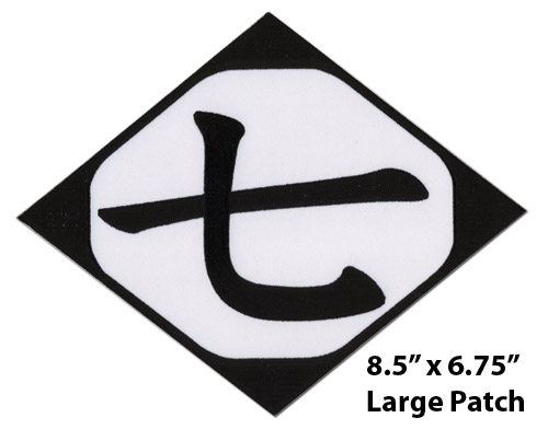 Bleach Group 7 Large Patch, an officially licensed Bleach Patch