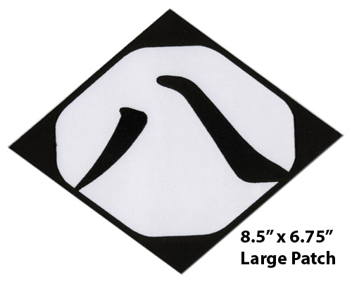 Bleach Group 8 Large Patch, an officially licensed product in our Bleach Patches department.