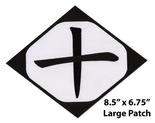 Bleach Group 10 Large Patch, an officially licensed Bleach Patch