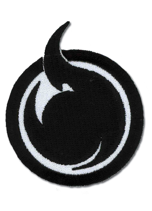 Hell Girl Hell Symbol Patch, an officially licensed product in our Hell Girl Patches department.