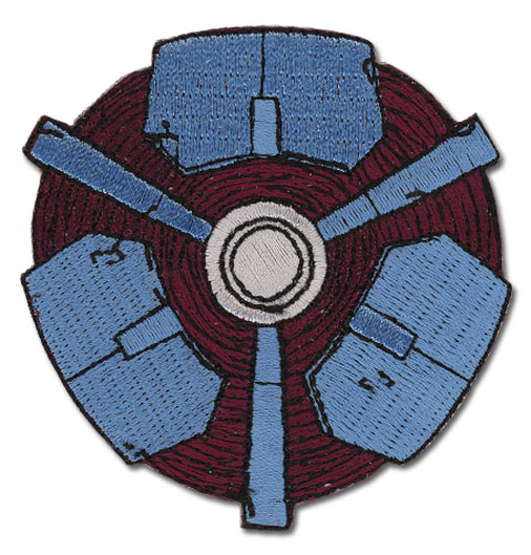 Guyver Unit Patch, an officially licensed product in our Guyver Patches department.