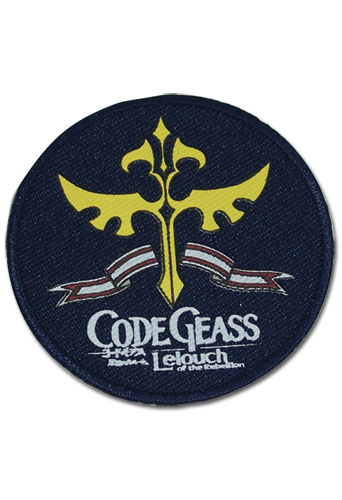 Code Geass Lulu Symbol Patch officially licensed product at B.A. Toys.