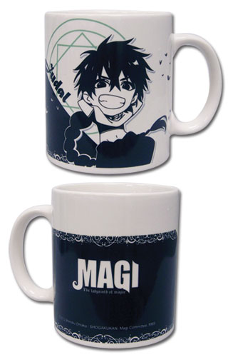 Magi Judal Sd Mug officially licensed Magi Mugs & Tumblers product at B.A. Toys.