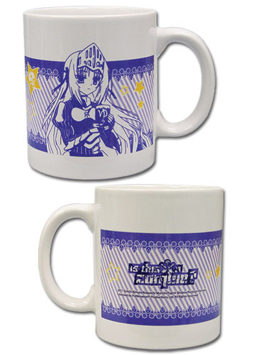 Is This A Zombie - Eu Mug officially licensed Is This A Zombie? Mugs & Tumblers product at B.A. Toys.