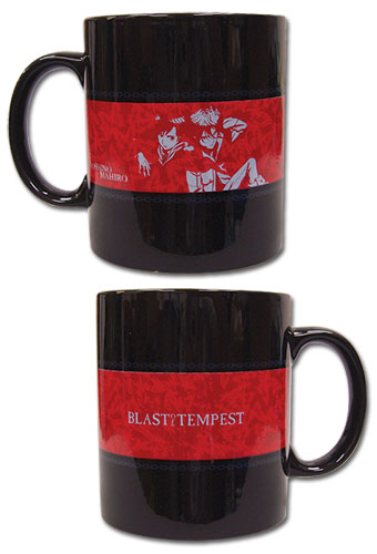 Blast Of Tempest - Butterfly Mug, an officially licensed Blast Of Tempest product at B.A. Toys.