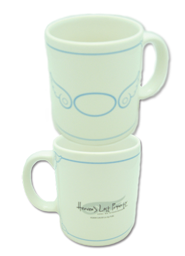 Heavens Lost Property - Wing Symbol Mug officially licensed Heaven'S Lost Property Mugs & Tumblers product at B.A. Toys.