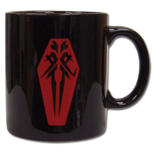Guilty Crown - Funeral Parlor Icon Mug, an officially licensed product in our Guilty Crown Mugs & Tumblers department.