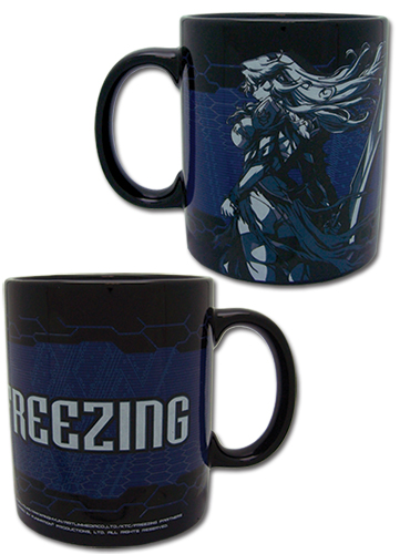 Freezing - Satellizer Mug, an officially licensed Freezing Mug / Tumbler
