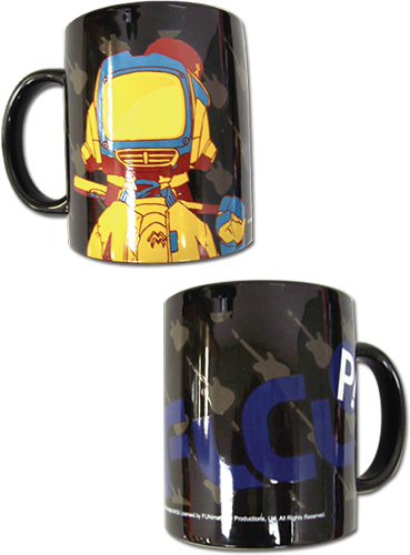 Flcl - Canti Mug officially licensed Flcl Mugs & Tumblers product at B.A. Toys.