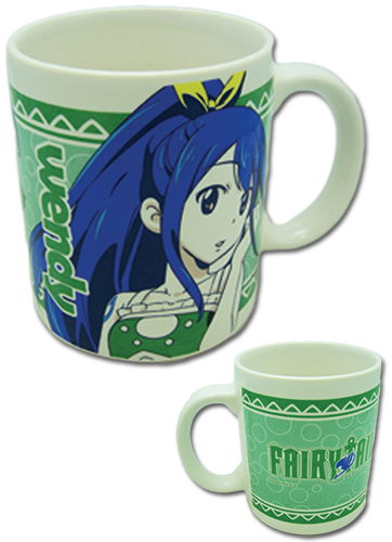 Fairy Tail - Wendy Swimsuit Mug officially licensed Fairy Tail Mugs & Tumblers product at B.A. Toys.