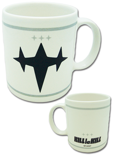 Kill La Kill - Mittsu Hoshi Mug, an officially licensed product in our Kill La Kill Mugs & Tumblers department.