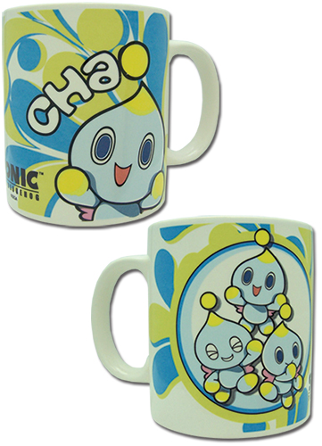 Sonic The Hedgehog - Chao Mug, an officially licensed product in our Sonic Mugs & Tumblers department.