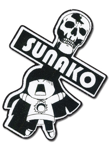 Wallflower Sunako Patch, an officially licensed product in our Wallflower Patches department.