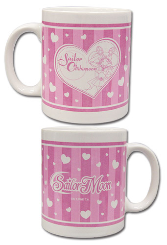 Sailor Moon - Chibimoon Mug officially licensed Sailor Moon Mugs & Tumblers product at B.A. Toys.