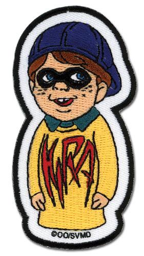 Death Note Puppet Kira Patch, an officially licensed product in our Death Note Patches department.