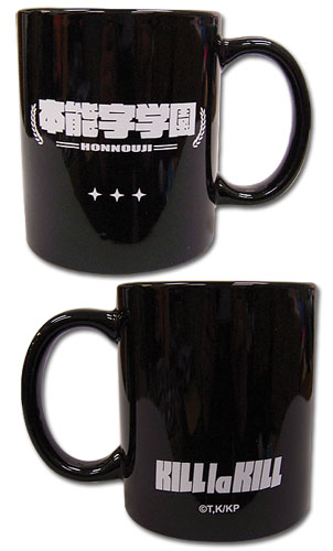 Kill La Kill - Honnouji Mug officially licensed Kill La Kill Mugs & Tumblers product at B.A. Toys.