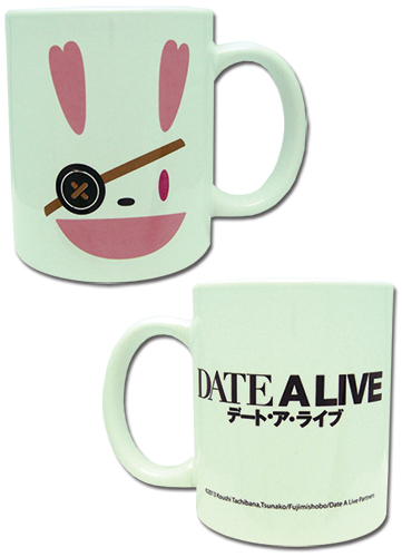 Date A Live - Yoshino Mug officially licensed Date A Live Mugs & Tumblers product at B.A. Toys.