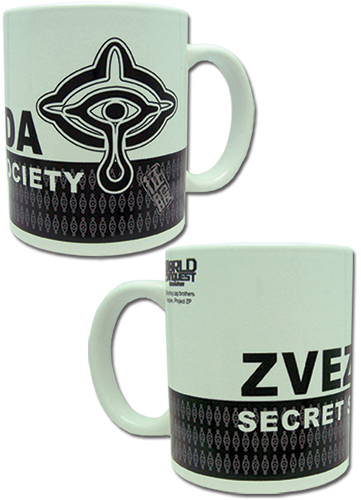 World Conquest Zvezda - Group Mug officially licensed World Conquest Zvezda Mugs & Tumblers product at B.A. Toys.