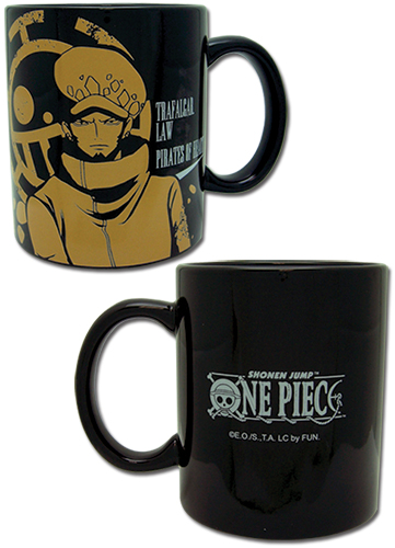 One Piece - Law Mug, an officially licensed product in our One Piece Mugs & Tumblers department.