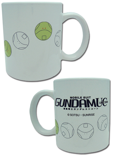 Gundam Uc - Haro Mug, an officially licensed product in our Gundam Uc Mugs & Tumblers department.