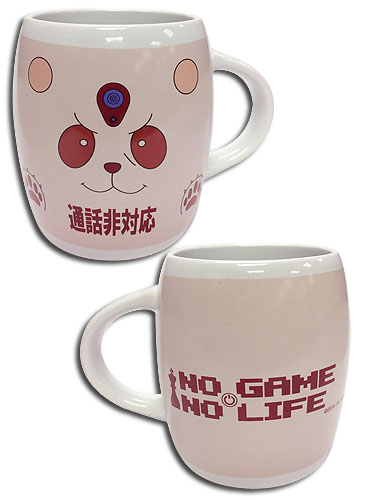 No Game No Life - Sora's Cell Phone Mug, an officially licensed product in our No Game No Life Mugs & Tumblers department.