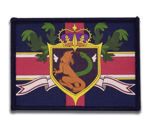 Code Geass Symbol Patch officially licensed product at B.A. Toys.