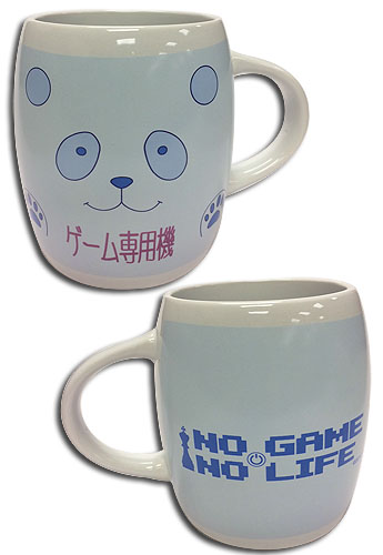 No Game No Life - Shiro'S Cell Phone Mug officially licensed No Game No Life Mugs & Tumblers product at B.A. Toys.