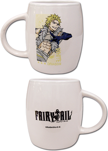 Fairy Tail - Sting Mug, an officially licensed product in our Fairy Tail Mugs & Tumblers department.